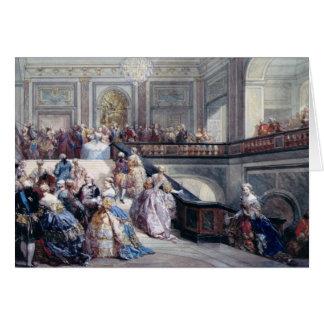 Cartes Fête au château De Versailles
