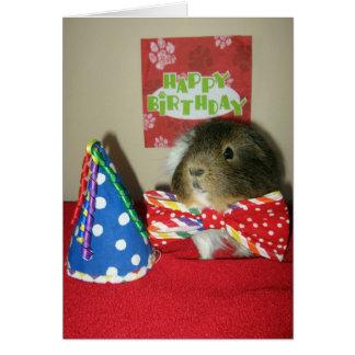 Cartes Fête d'anniversaire de Baci