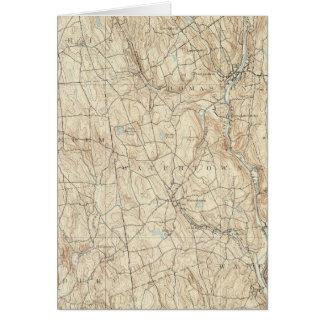 Cartes Feuille de 17 Waterbury