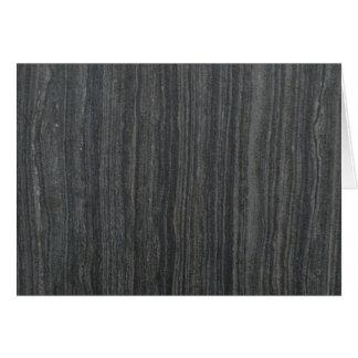 Cartes Fibre de bois noire