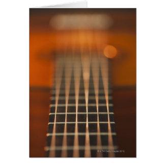 Cartes Ficelles de guitare acoustique