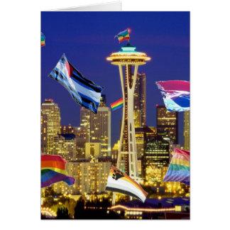 Cartes Fierté de Seattle