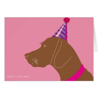 Cartes Fille de joyeux anniversaire