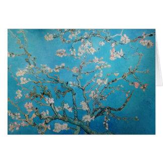 Cartes Fleur d'amande, Van Gogh 1890