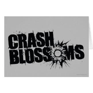 Cartes Fleurs d'accident