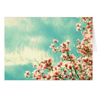 Cartes Fleurs de cerisier