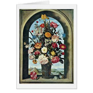 Cartes Fleurs par Ambrosius Bosschaert l'aîné