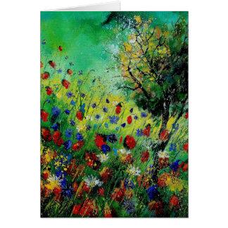 Cartes fleurs sauvages 670130