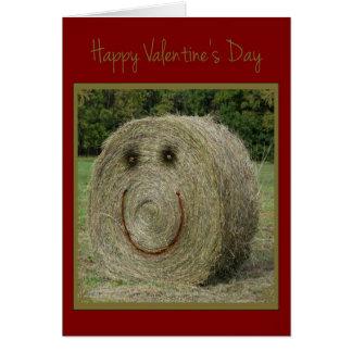 Cartes Foin Valentine
