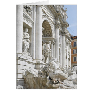 Cartes Fontaine de TREVI