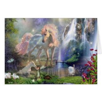Cartes Forêt d'imaginaire