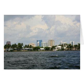 Cartes Fort Lauderdale du centre