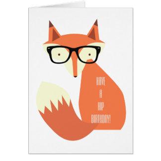 Cartes Fox de hippie
