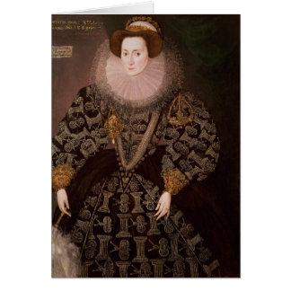 Cartes Frances Clinton, Madame Chandos, 1589