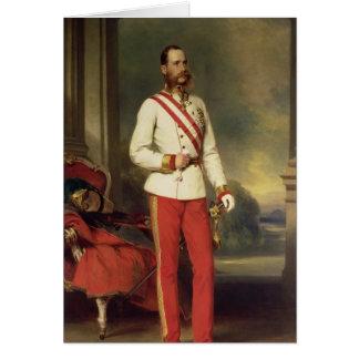 Cartes Franz Joseph I, empereur de l'Autriche