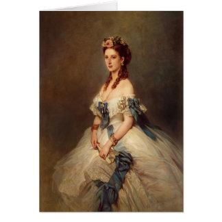 Cartes Franz Winterhalter- Alexandra, princesse de Galles