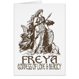 Cartes Freya