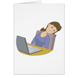 Cartes Frustration d'ordinateur