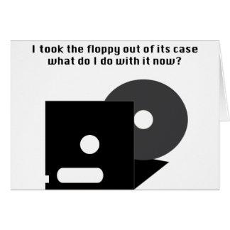 Cartes Funnies à disque souple