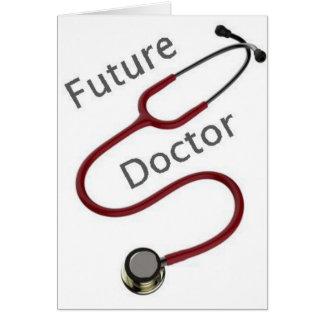Cartes Futur docteur le Dr.