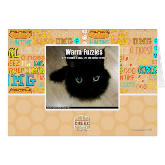 Cartes Fuzzies chaud
