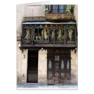 Cartes g/nc Barcelone Barri Gotic 2