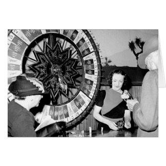 Cartes Gagnez un casino vintage de Las Vegas de fortune