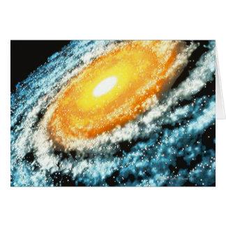 Cartes Galaxie en spirale 4
