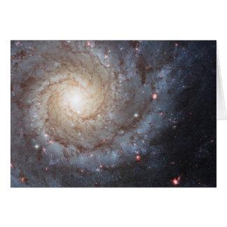 Cartes Galaxie en spirale M74