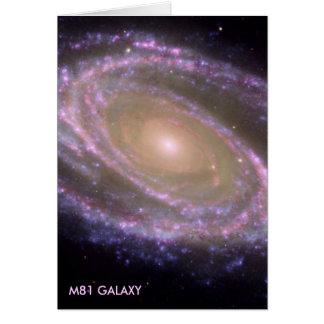CARTES GALAXIE M81
