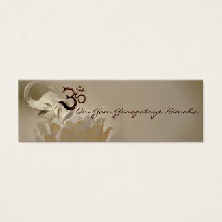 Cartes Ganesh- Ganapataye d'incantation
