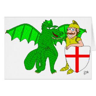 Cartes George et le dragon