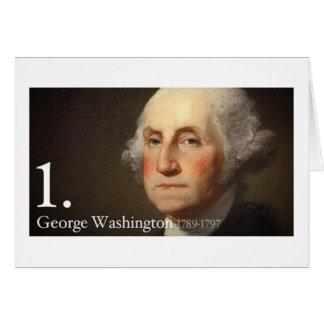 Cartes George Washington