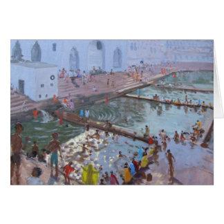 Cartes Ghats Ràjasthàn de Pushkar