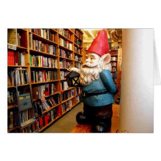 Cartes Gnome II de bibliothèque