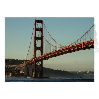 Cartes Golden gate bridge