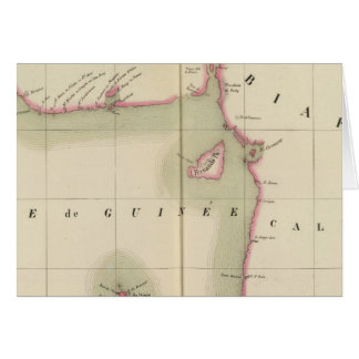 Cartes Golf de la Guinée 36