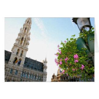 Cartes Grand-Endroit De Bruxelles