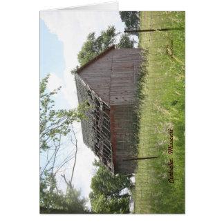 Cartes Grange de Centralia Missouri