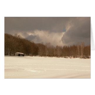 Cartes Grange de Polonais d'hiver