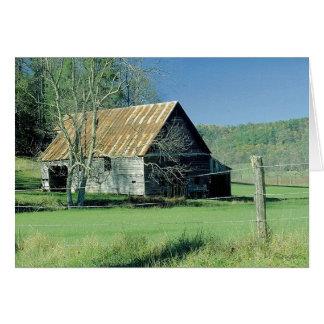 Cartes Grange du Tennessee
