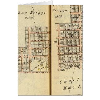 Cartes Greenburg, New York 10