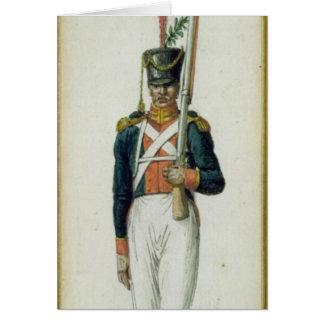 Cartes Grenadier de la garde d'Alexandre I