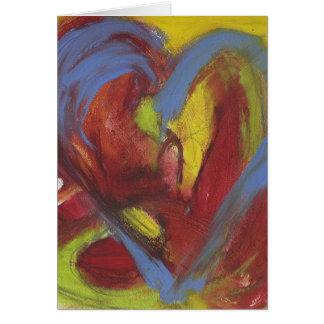 Cartes Grésillement du coeur
