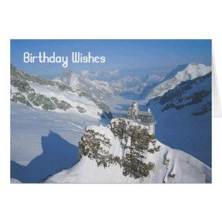 Cartes Grindelwald, Jungfraujoch