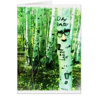Cartes Groucho fait la forêt