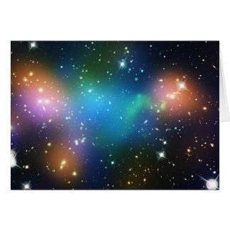 Cartes Groupe Abell 520 de galaxie