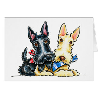 Cartes Guingan Cuties de Scottie