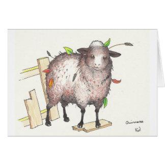 Cartes Guinness les moutons noirs