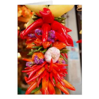 Cartes guirlande peppers1